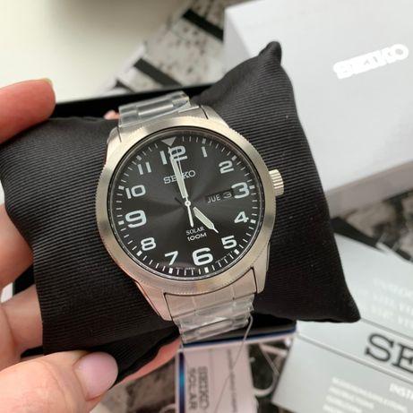Мужские часы SEIKO SNE471 'Solar'
