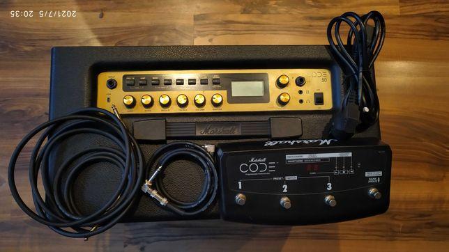 Wzmacniacz Marshall komplet model CODE50 75 wat