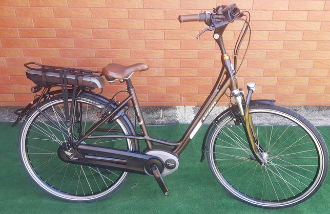 Batavus Milano E-go Bosch używany rower elektryczny ze wspomaganiem
