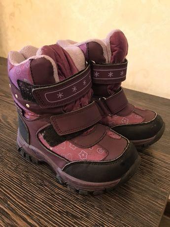 Суперцена!!!Сапоги, сапожки, ботинки зимние(16,5см)