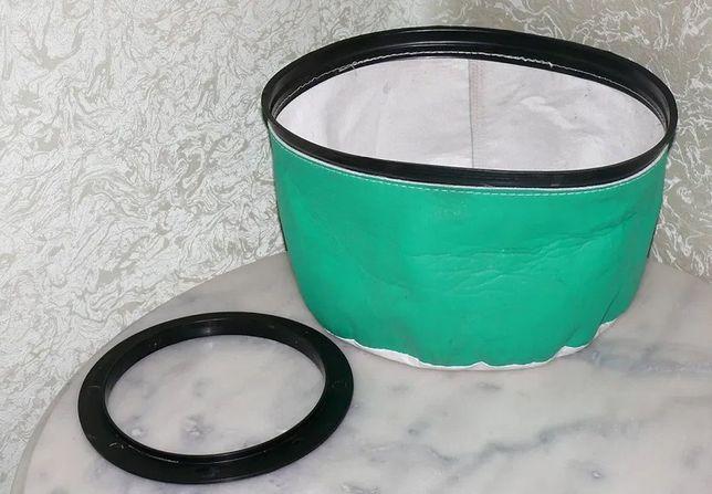 Текстильный фильтр для моющего пылесоса Thomas и прижимное кольцо