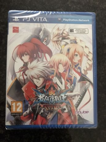 Blazblue Chronophantasma Extend psvita ps vita