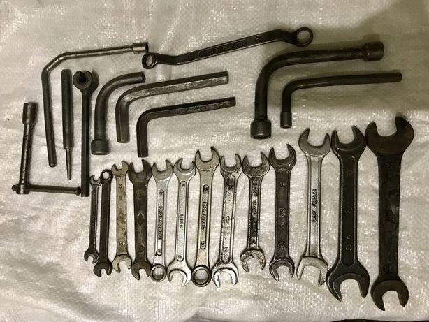 ключи СССР