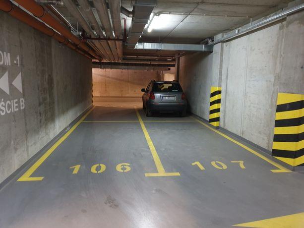 Miejsce parkingowe garaż podziemny CENTRUM Kilińskiego 121B, Ilumino