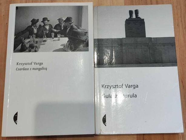 2x Krzysztof Varga Gulasz z Turula Czardasz z Mangalicą