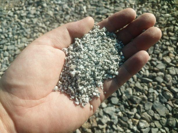 Grys granitowy 1-3mm zasypka brukarska kostka brukowa granitowa piasek
