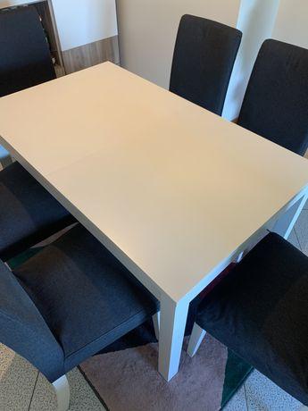 Mesa Jantar IKEA + 6 cadeiras