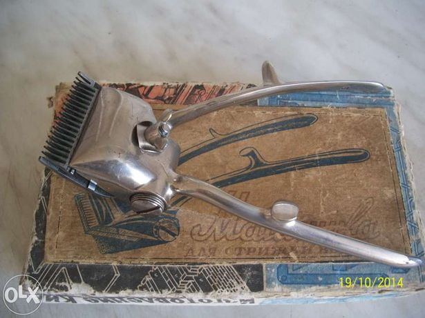 машинка для стрижки ручная