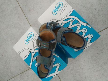 Trzewiki chłopięce KAPCIE BEFADO r. 27 sandały befado SUNNY 27