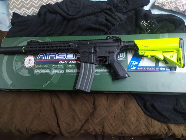 "G&G CM15 KR Carbine 10"""