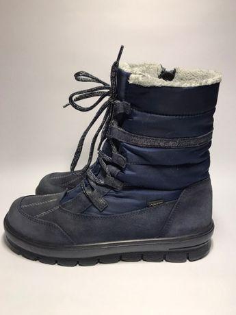 Зимние сапожки, ботинки для девочки Superfit