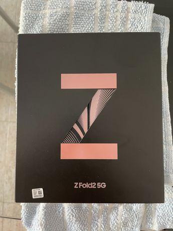 Samsung galaxy fold 2 (galaxy watch 3 titanium unopened)
