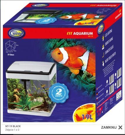 Akwarium 19 l zestaw