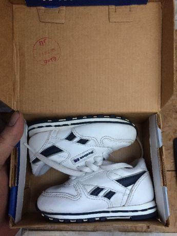 Buty dla dziecka Reebok, buciki adidasy