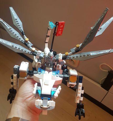 Lego Ninjago 70748 Tytanowy Smok