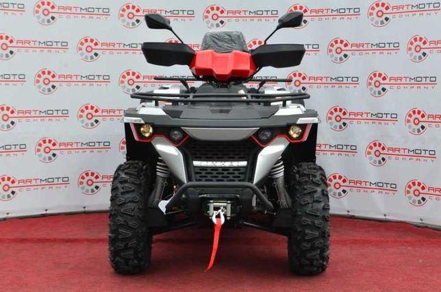Квадроцикл LINHAI M550L ATV доставка за 0 грн