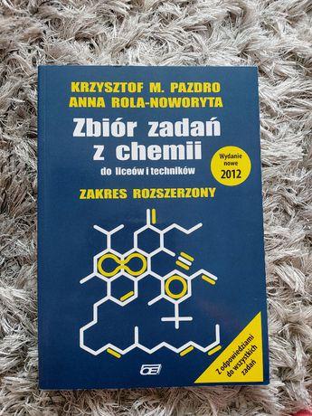 Zbiór zadań z Chemii - Pazdro (zakres rozszerzony)!