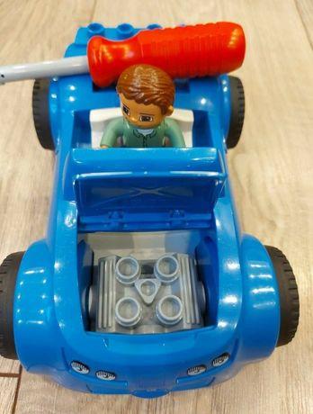 Lego Duplo stacja paliw benzynowa