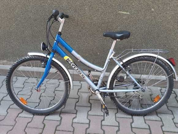 Rower młodzieżowy KROSS