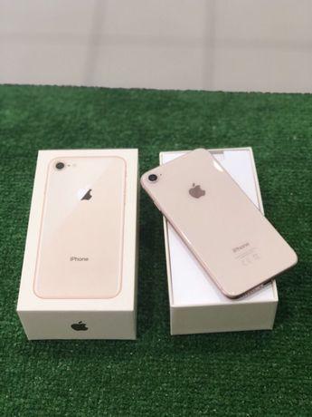 Магазин iPhone 8 64 gold Neverlock Original Гарантия 3 месяца