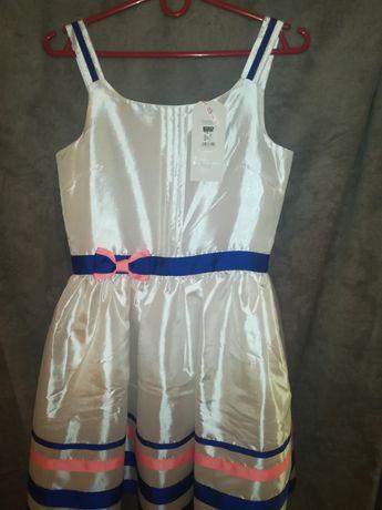 Nowa sukienka dla dziewczynki 158