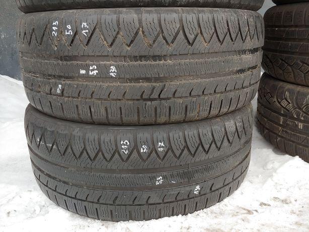 2X opony zimowa Michelin 215/50/17 MONTAŻ Reda
