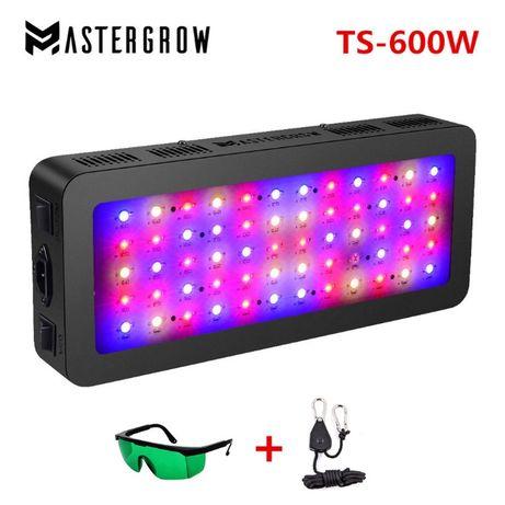 Светодиодный светильник полного спектра, MasterGrow TS-600