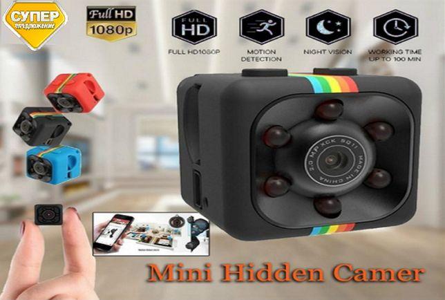 Видеорегистратор. Скрытая камера 5в1. Мини-камера 12мп.Экшен-камера