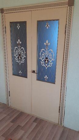 Реставрація. Restoration. Реставрация дверей сходів вікон. DOOR. ОКНА