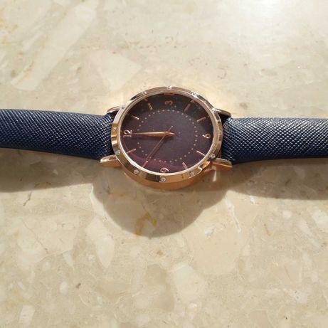 Zegarek granatowy Rose Gold