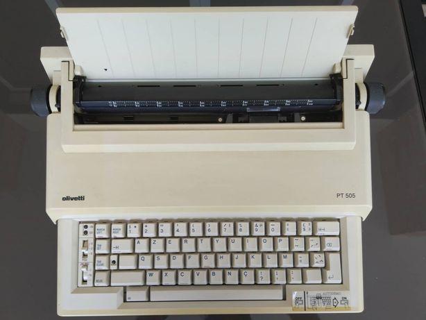 Olivetti PT505 - Máquina eléctrica de escrever