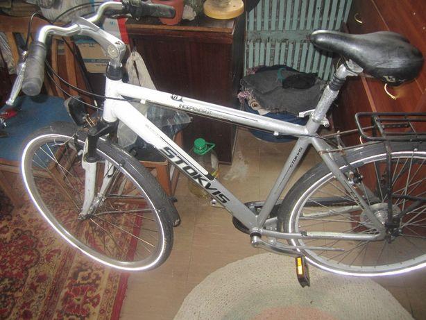 продам алюминиевый велосипед 28