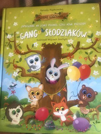 Gang Słodziaków - Zamieszanie na Leśnej Polanie