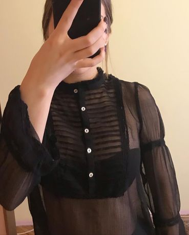 Блузка нарядна