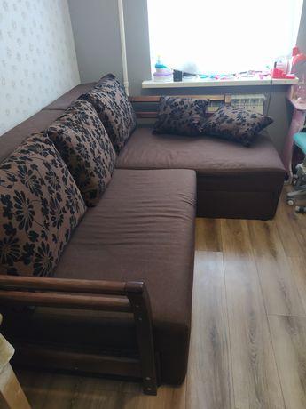 Угловой диван от укризрамебель
