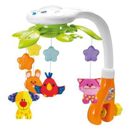 Smily Play, Muzyczna karuzela z projektorem, zabawka interaktywna