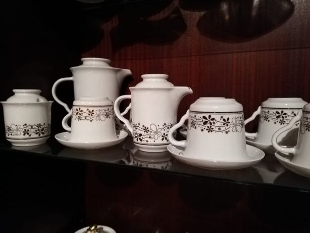 Conjunto de Chavenas de chá
