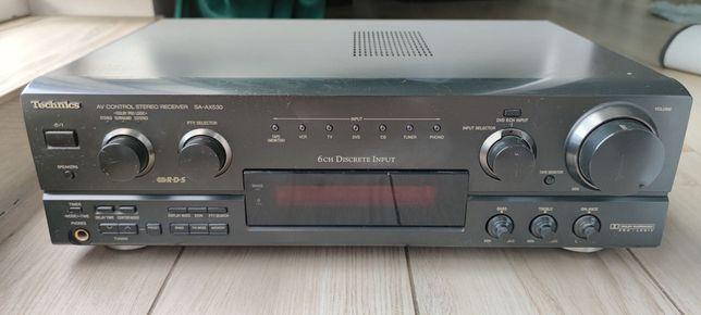 Technics SA-AX530 amplituner