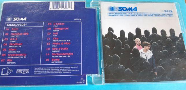 Taconafide – SOMA 0,5 mg , CD 2018 , używane