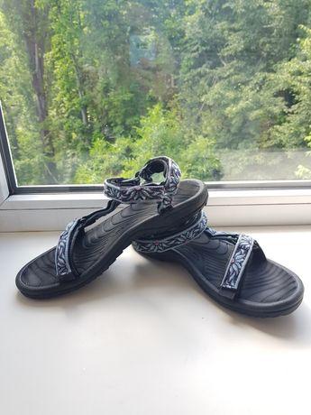 Треккинговые сандалии Teva 26 см