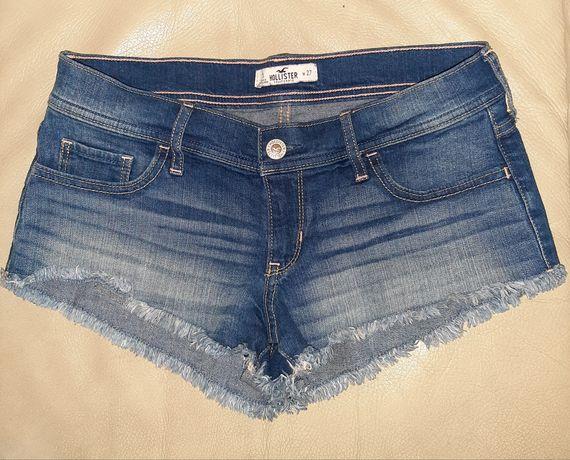 """Продам джинсовые шорты фирмы """"Hollister"""",Бангладеш."""