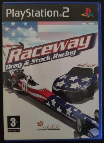 Raceway: Drag & Stock Racing PlayStation 2