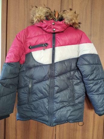 Пуховик куртка NewSoon 12-14 лет