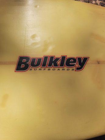 "Prancha GUN 7'4"" Bulkley de California"