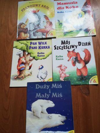 Amberki zestaw 5 książek