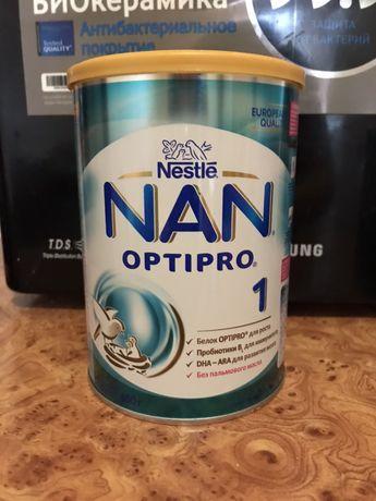Нан оптипро 1, детская смесь. NAN optipro1