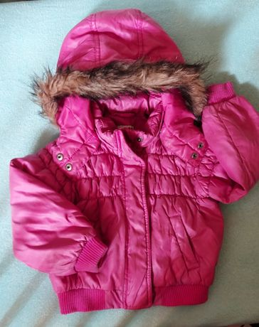 Różowa kurteczka H&M