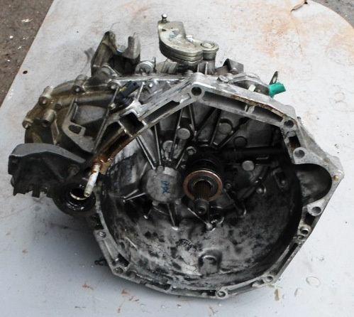 Кпп коробка передач TL4A000 6-ступка Renault Kangoo 2 рено кенго 156
