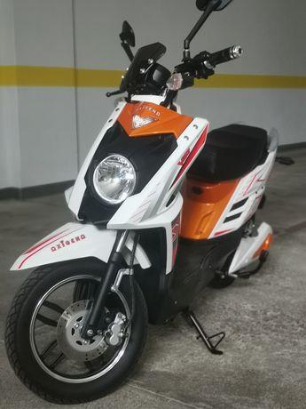 Vendo scooter eletrica