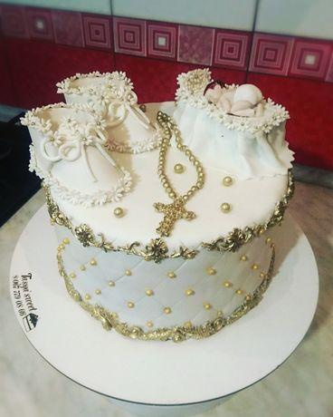 Домашние торты на заказ Днепр. Торты любой сложности. 3D торты.